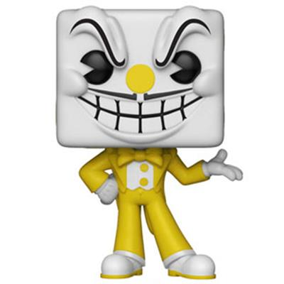 Funko Pop! Games King Dice CHASE Icon
