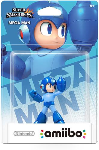 Amiibo Super Smash Bros. Mega Man Stock