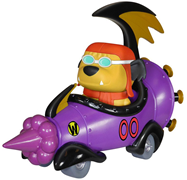 Funko Pop! Rides Mean Machine (w/ Muttley)