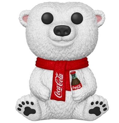 Funko Pop! Ad Icons Polar Bear (Diamond Glitter)