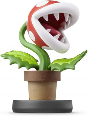 Amiibo Super Smash Bros. Piranha Plant Icon