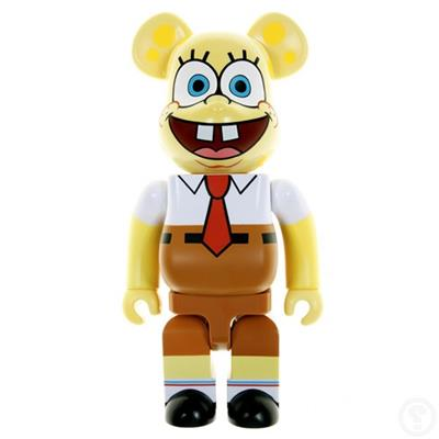 Be@rbrick Misc SpongeBob 1000%