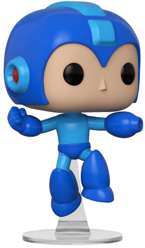 Funko Pop! Games Mega Man (Jumping)