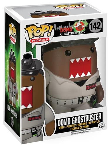 Funko Pop! Movies Domo (Ghostbuster) Stock Thumb