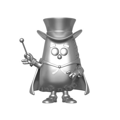 Funko Pop! Ad Icons Fruit Pie the Magician (Platinum)
