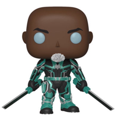 Funko Pop! Marvel Korath - Starforce Suit