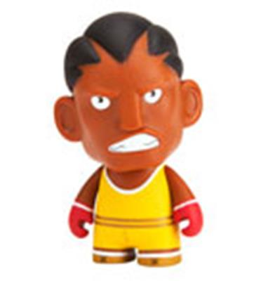 Kid Robot Street Fighter x Kidrobot Balrog