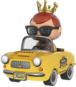 Funko Pop! Rides Freddy's Ride (NY Taxi)