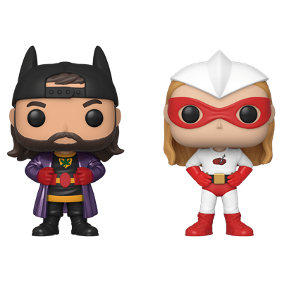 Funko Pop! Movies Bluntman and Chronic (2-Pack)