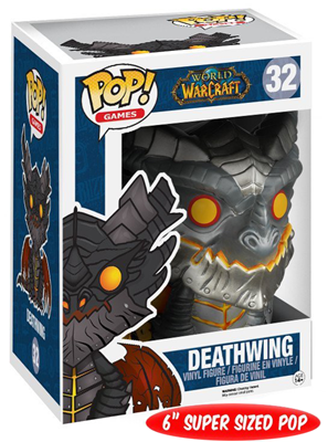 Funko Pop! Games Deathwing Stock