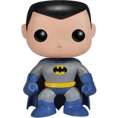 Funko Pop! Heroes Batman (Unmasked)