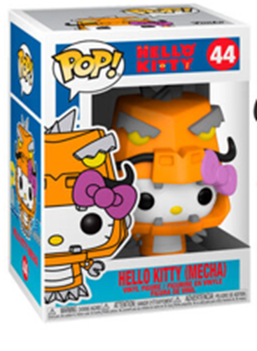 Funko Pop! Sanrio Hello Kitty (Mecha) Stock