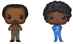 Funko Pop! Television George & Louise Jefferson