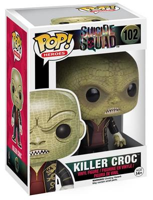 Funko Pop! Heroes Killer Croc Stock