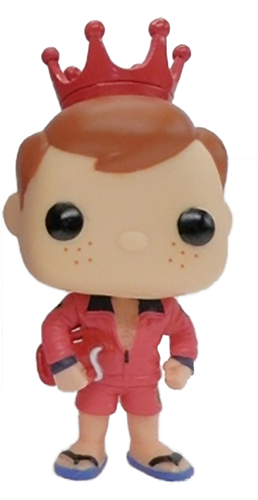 Funko Pop! Freddy Funko Baywatch Lifeguard