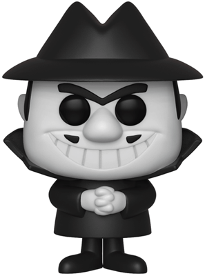 Funko Pop! Animation Boris Badenov Icon Thumb