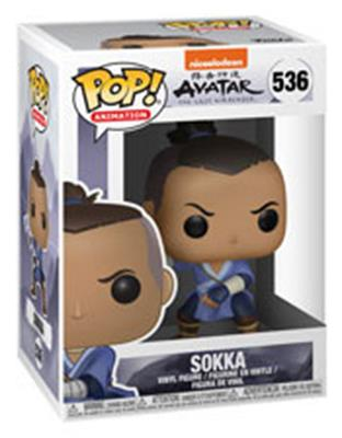 Funko Pop! Animation Sokka Stock