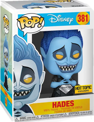 Funko Pop! Disney Hades (Diamond) Stock