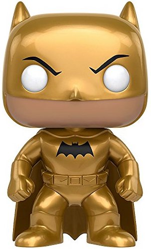 Funko Pop! Heroes Batman (Golden Midas)