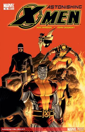Marvel Comics Astonishing X-Men (2004 - 2013) Astonishing X-Men (2004) #13