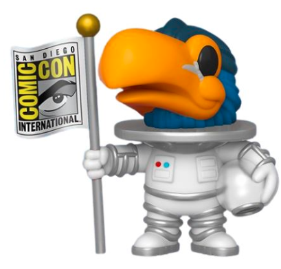 Funko Pop! Ad Icons Toucan (Astronaut) (White)