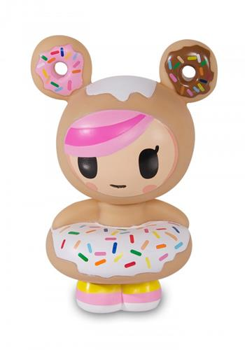 Tokidoki Donutella & Friends MISC Donutella 4.5""