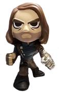Mystery Minis Avengers: Infinity War Winter Soldier