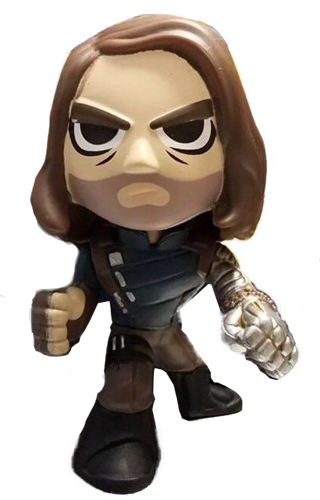 Mystery Minis Avengers: Infinity War Winter Soldier Icon