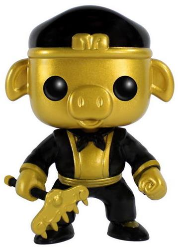 Funko Pop! Asia Pigsy (Gold) Icon