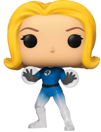 Funko Pop! Marvel Invisible Girl (Disappearing)