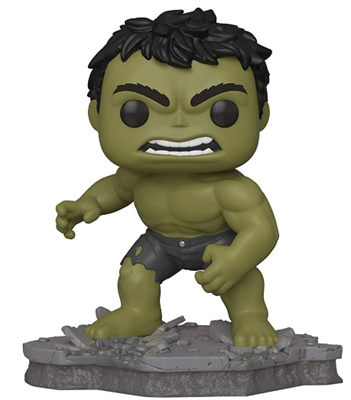 Funko Pop! Marvel Hulk (Avengers Assemble) Icon Thumb