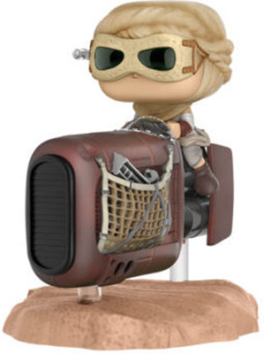 Funko Pop! Star Wars Rey w/ Speeder