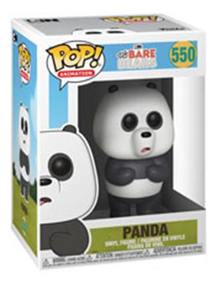 Funko Pop! Animation Panda Stock