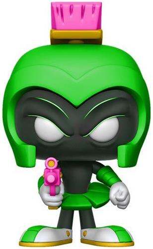 Funko Pop! Animation Marvin the Martian (Neon Green)