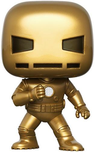 Funko Pop! Marvel Iron Man (Tales of Suspense #40) Icon Thumb