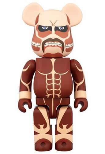 Be@rbrick Misc Colossal Titan 1000%