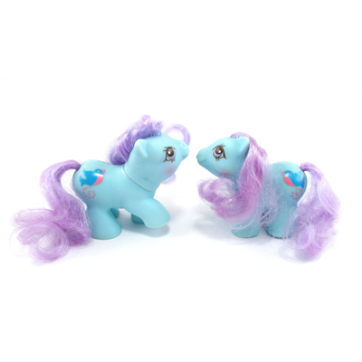 My Little Pony Year 06 Puddles and Peeks