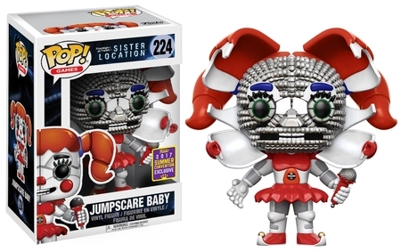 Funko Pop! Games Baby (Jumpscare)