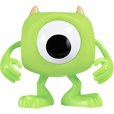 Funko Pop! Disney Mike Wazowski (Glow in the Dark)