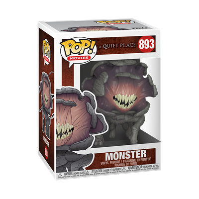 Funko Pop! Movies Monster Stock