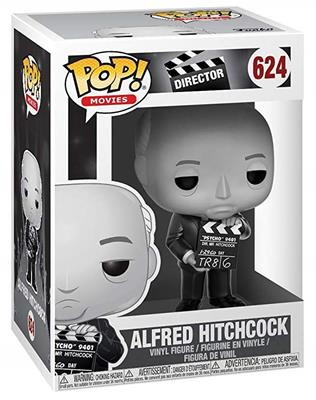 Funko Pop! Movies Alfred Hitchcock Stock