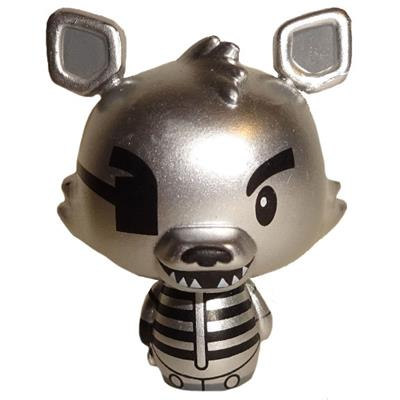 Pint Sized Heroes Five Nights at Freddy's Foxy (Silver)