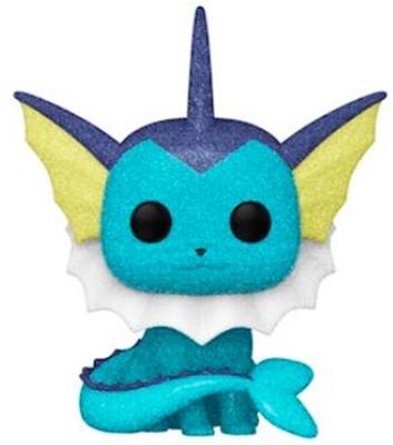 Funko Pop! Games Vaporeon (Diamond Collection) Icon