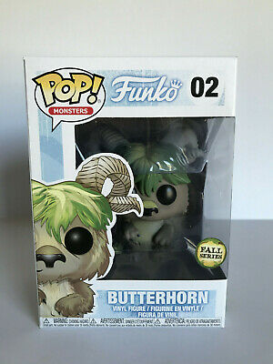 Funko Pop! Monsters Butterhorn (Fall Series)