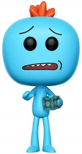 Funko Pop! Animation Mr. Meeseeks (w/ Meeseeks Box) Icon