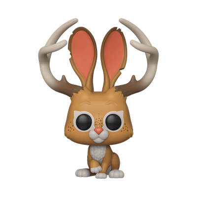 Funko Pop! Myths Jackalope