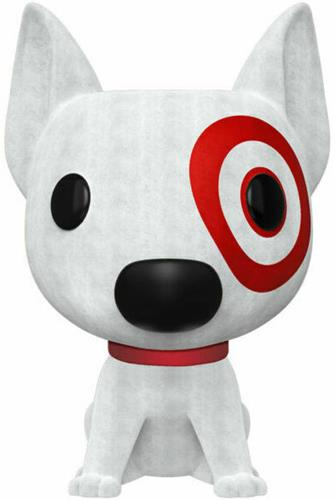 Funko Pop! Ad Icons Bullseye (Flocked)