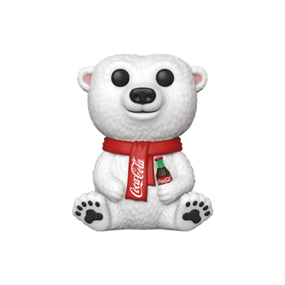 Funko Pop! Ad Icons Coca-Cola Polar Bear