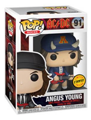 Funko Pop! Rocks Angus Young - Chase Stock