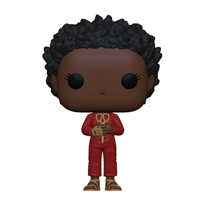 Funko Pop! Movies Red with oversized scissors